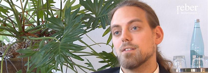 Bestatter Fabian Rupprecht