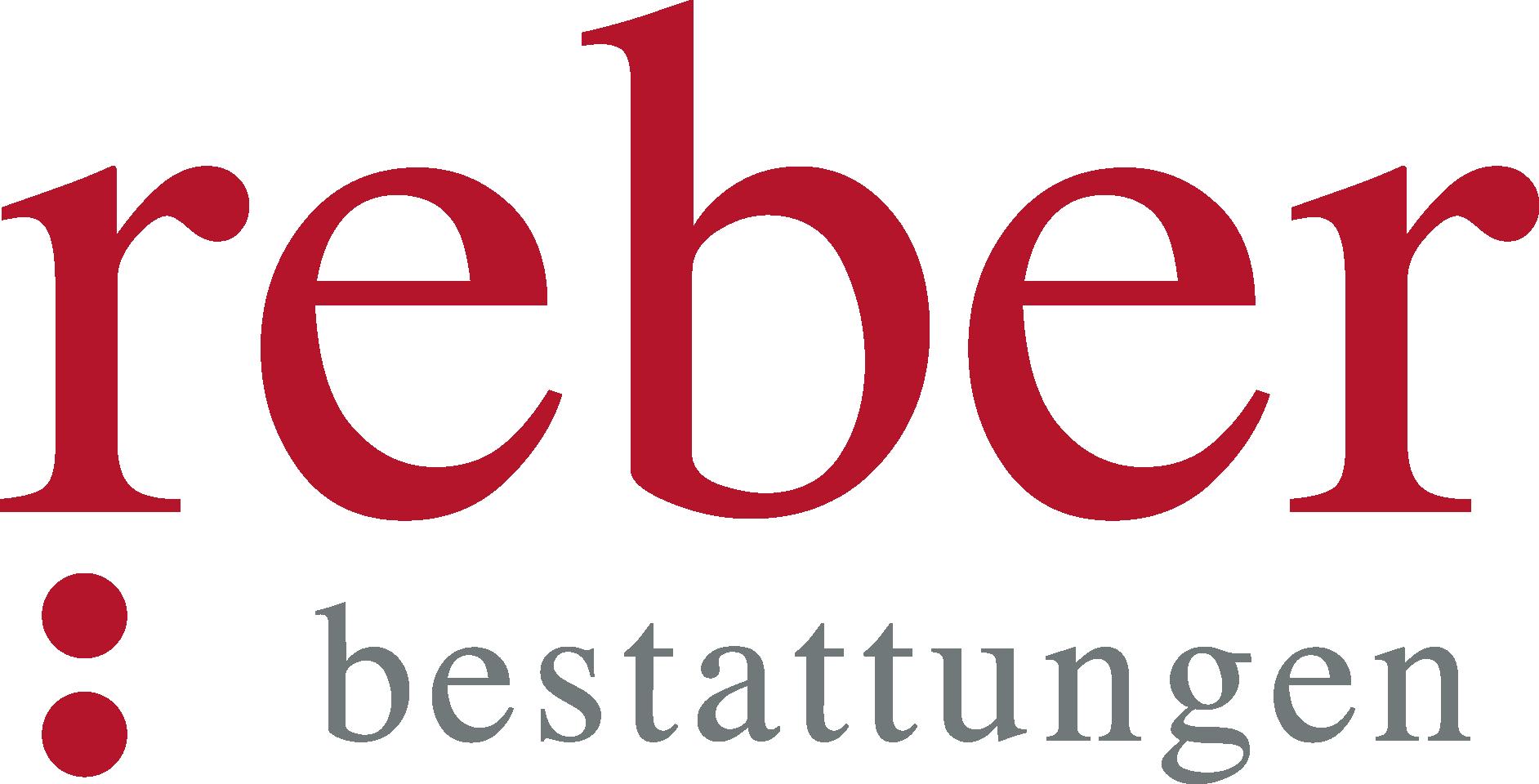 REBER Bestattungen – Logo