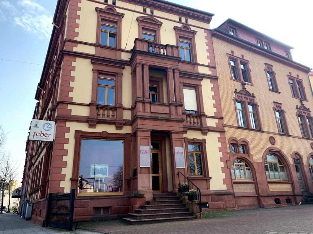 Unser Institut in der Weißenburger Straße 2